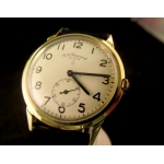 Elgin 23 jewel BW Raymond chronometer RR Approved