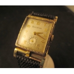 Bulova Flip top Picture watch 1951