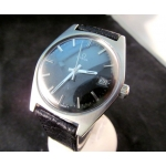 Omega Stainless  Automatic Black Dial Ca. 1972