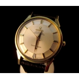 Omega Stainless Gold  Constellation Pie Pan Dial 1964