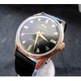 Mido 14k Gold Multifort Super Automatic Powerwind