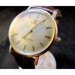 Omega Seamaster Stainless and Gold Capped  Ca.1966
