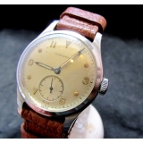 Longines Stainless military 1944