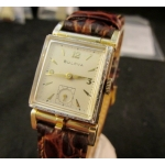 Bulova Flip Top Picture Watch Ca.1950