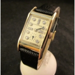 Longines 14k Diamond Dial Ca.1948
