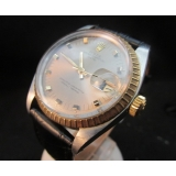 Rolex 1505 steel and gold mint condition