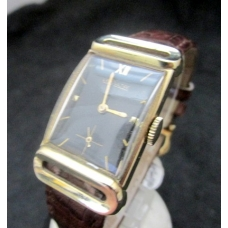 LeCoultre 14K Hooded Lug