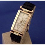 Longines 14k Pink and Green