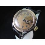 """Rolex """"Firefly"""" Pink Bezel Ca. 1942"""
