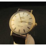 Omega Seamaster Stainless and Gold Bezel Ca.1970