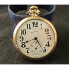 Illinois Bunn 60 Hours 19 Jewel Ca. 1925