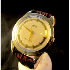 Mido Multifort Gold Capped Powerwind