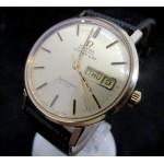 Omega Tiffany 14K Seamaster 1970