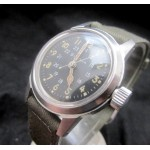 Bulova 3818-A Hack Set Military