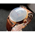 Mido Multifort Pink Gold Capped Super Automatic
