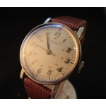 Longines Military Style Hack Set Ca. 1948